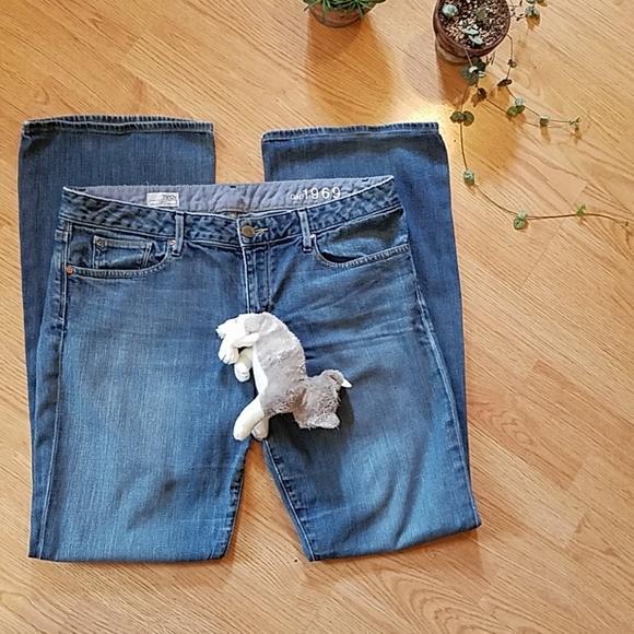 GAP Denim - Gap Curvy Jeans